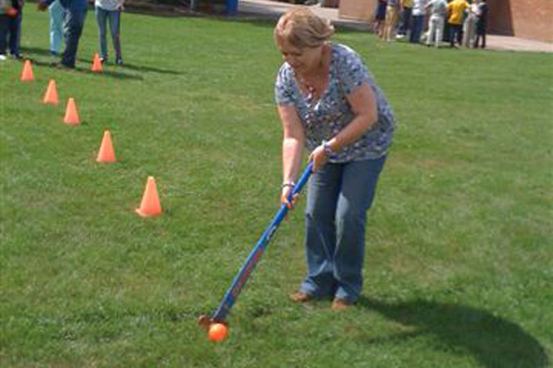 2010 jolly hockey sticks at Broadland School, our games this year